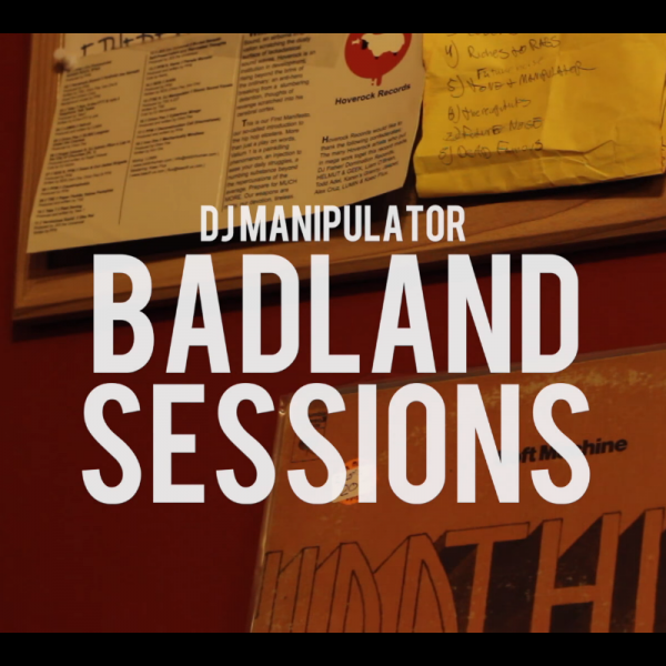 DJ Manipulator x The Drum Broker – Badland Sessions 5